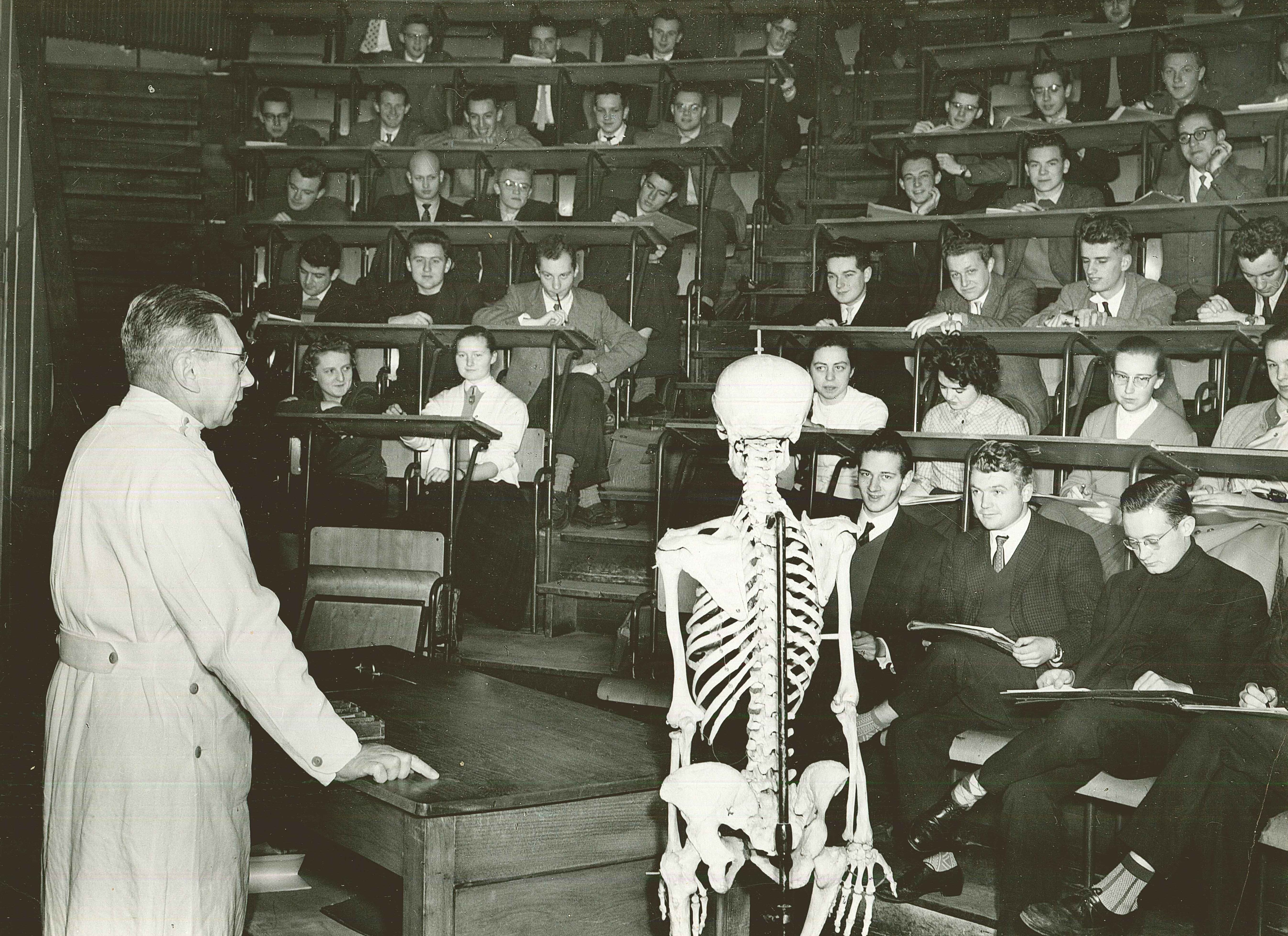 The History of Academic Medicine in Leuven in the 20th Century ...