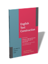 ETC 10:2 is out: Grammar, usage and discourse: Functional studies offered to Kristin Davidse